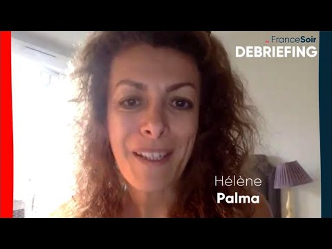 """La France est en train de basculer en dictature"" – Hélène Palma"