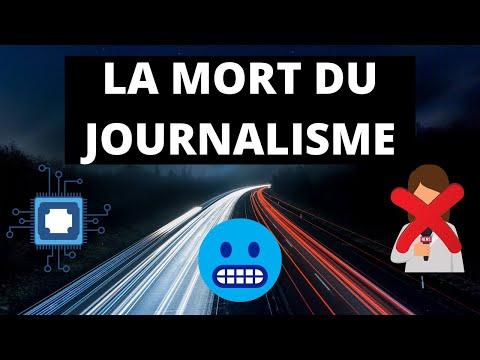 La mort du journalisme
