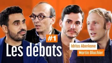 LES DÉBATS – Martin Blachier vs Idriss Aberkane
