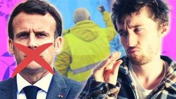 Macron, ta gueule