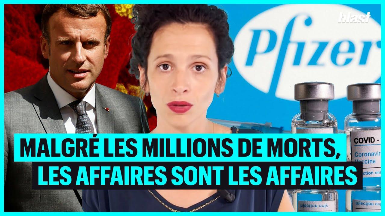 MALGRÉ LES MILLIONS DE MORTS, LES AFFAIRES SONT LES AFFAIRES