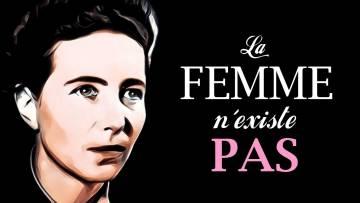 SIMONE DE BEAUVOIR – Le féminisme existentialiste
