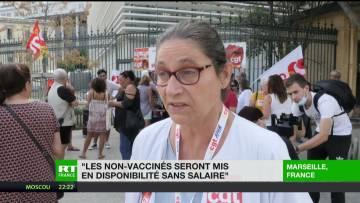 A Marseille, les soignants dénoncent le «comportement insupportable» de la direction des hôpitaux