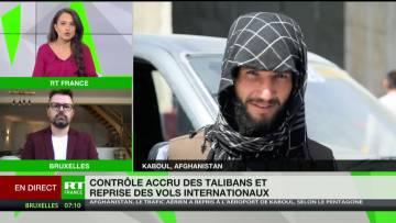 Afghanistan : Sébastien Boussois, chercheur sur le Moyen-Orient, fait le point sur la situation