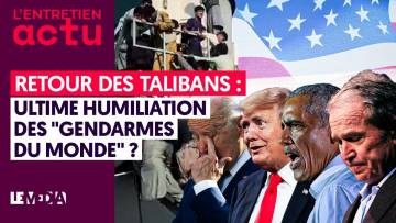 """AFGHANISTAN : ULTIME HUMILIATION DES """"GENDARMES DU MONDE"""" ?"""