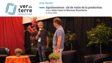 Agroforesterie : Clé de voûte de la production, par Alain Canet et Marceau Bourdarias