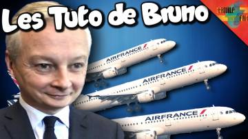 AIR FRANCE : Comment gaspiller 3 milliards d'€uro