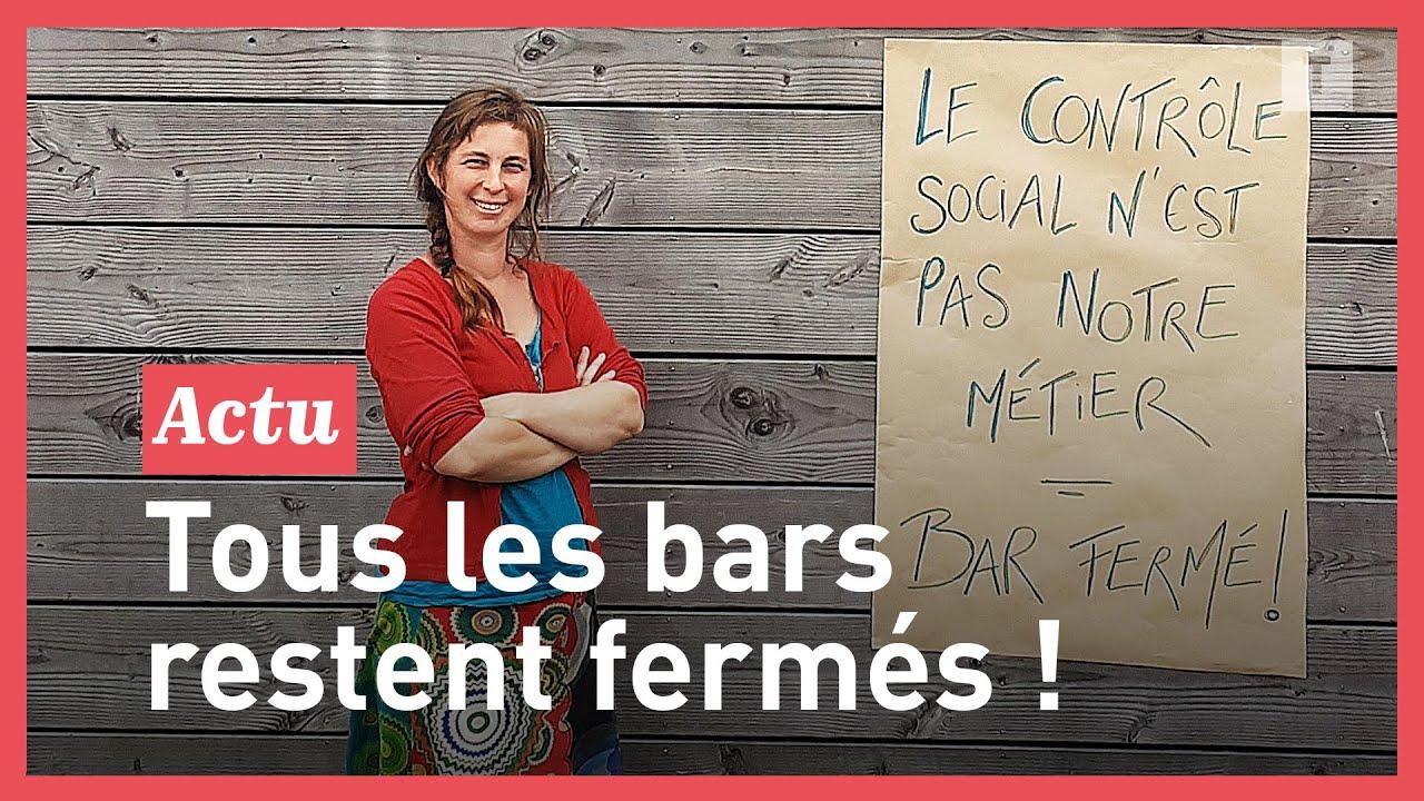 Ce village breton dit non au pass sanitaire