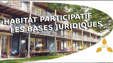 Découverte du droit de l'habitat participatif (webinaire)