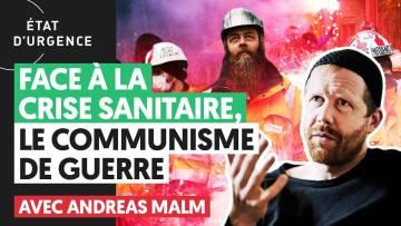FACE À LA CRISE SANITAIRE, UNE SEULE SOLUTION : LE COMMUNISME DE GUERRE