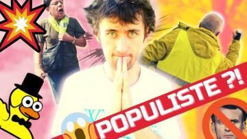 Je suis Populiste