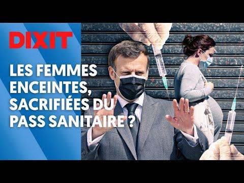 LES FEMMES ENCEINTES, SACRIFIÉES DU PASS SANITAIRE ?