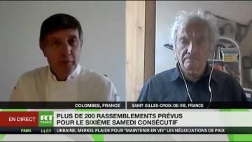 Manifestations contre le pass sanitaire : «Les Français aspirent à retrouver une pleine liberté»