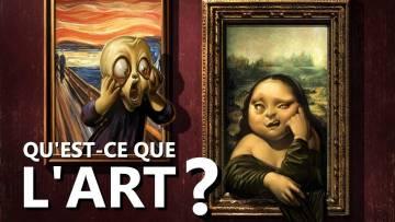 QU'EST-CE QUE L'ART ? 📏