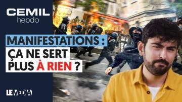 RÉPRESSION, DÉSINFORMATION ET COLÈRE : OÙ EST LA VRAIE VIOLENCE ? | CEMIL HEBDO
