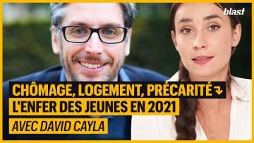 CHÔMAGE, LOGEMENT, PRÉCARITÉ : L'ENFER DES JEUNES EN 2021