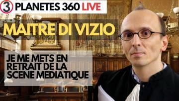EXCLUSIF Maître DI VIZIO s'explique : « Pourquoi j'ai décidé de prendre le large »