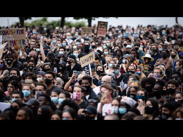 La Manifestation du Pass sanitaire rassemble des foules impressionnantes (Angleterre)