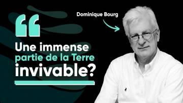 La technologie peut-elle empêcher que la planète pète ? – Dominique Bourg