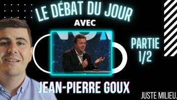 Le duel du jour avec Jean-Pierre Goux (1/2) : Siècle Bleu, penser l'écologie politique