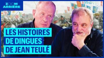 LES HISTOIRES DE DINGUES DE JEAN TEULÉ