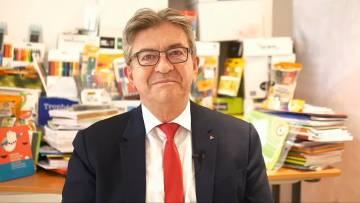 Marseille : Mélenchon répond à Macron