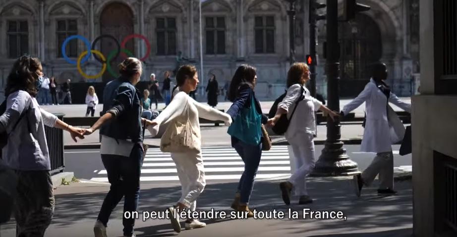 APPEL FRATERNEL À LA MANIFESTATION