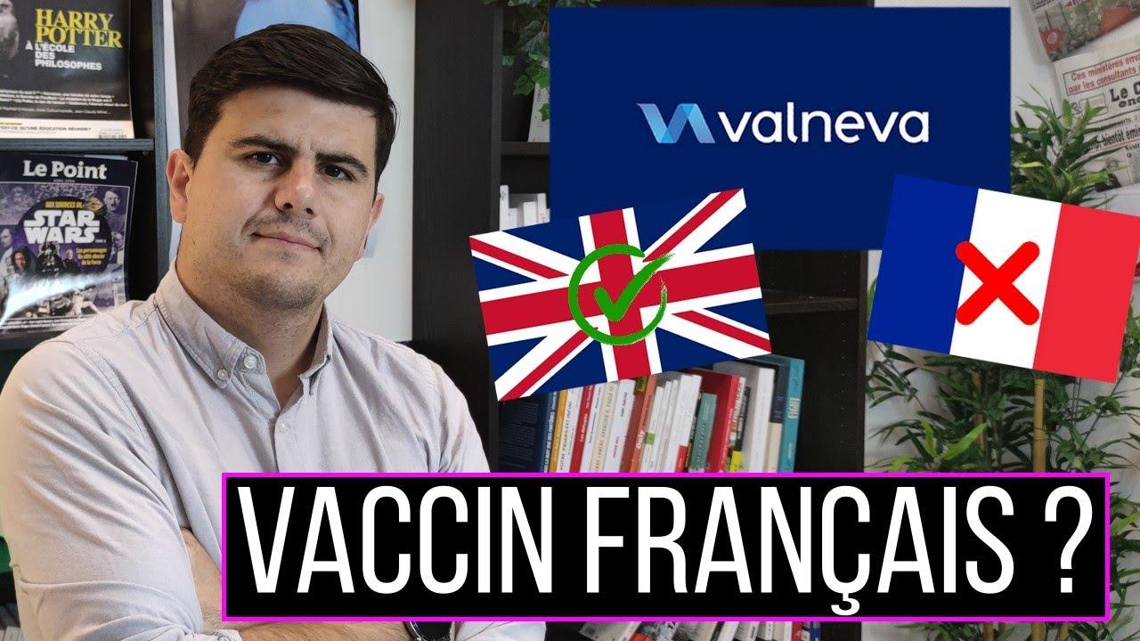Valneva : un vaccin français vendu aux Britanniques ? (extrait)