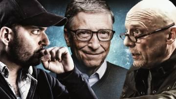 Démographie, Bill Gates : JE RELÈVE LE DÉFI  😘
