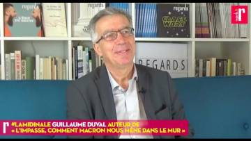 Guillaume Duval : « La présidence Macron est une folie en termes de concentration des pouvoirs »