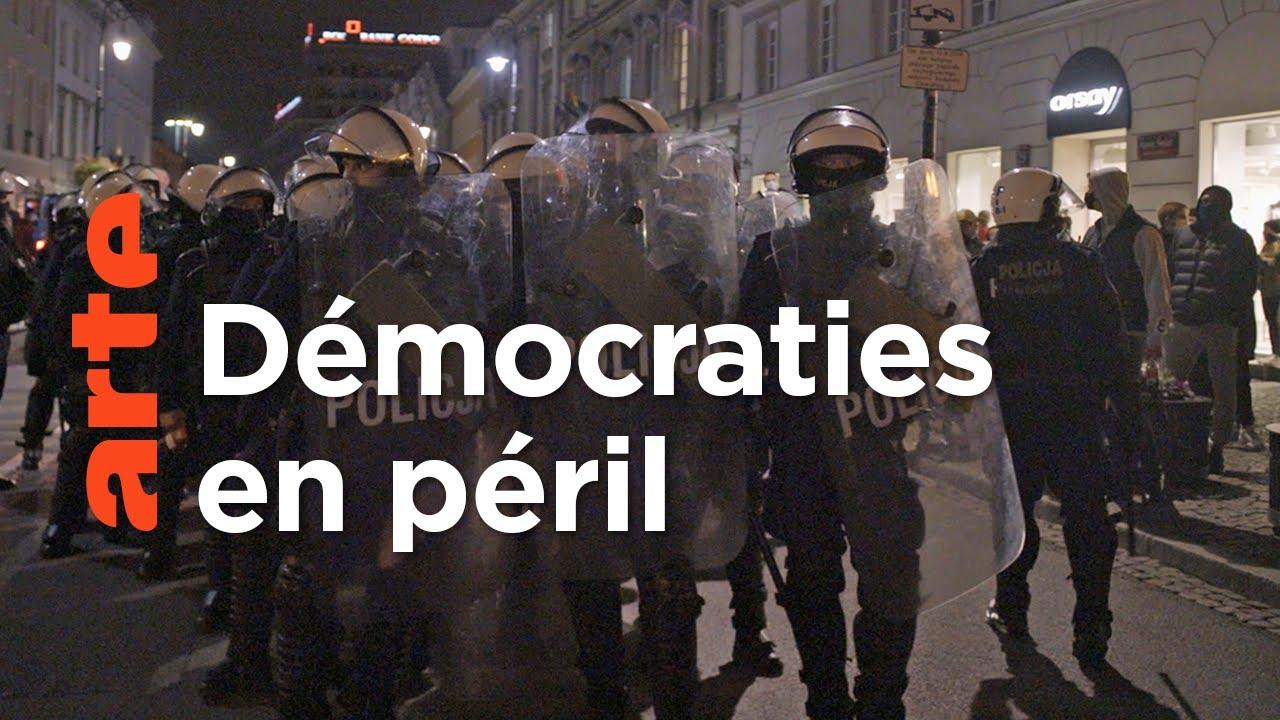 La démocratie ou les citoyens au pouvoir