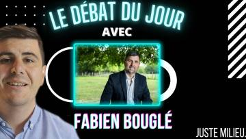 Le débat du jour avec Fabien Bouglé : le scandale des éoliennes